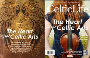 Celtic Life Arts Edition Interview