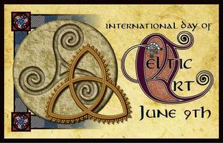 International Celtic Art Day  June 9th