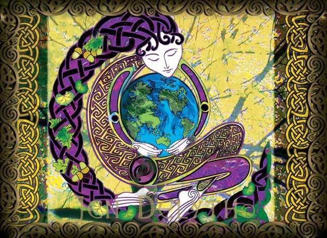 ANU - EARTH MOTHER