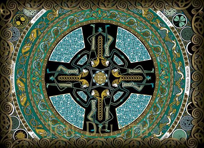 DANU FOLK - Y TYLWYTH TEG - keltic mandala