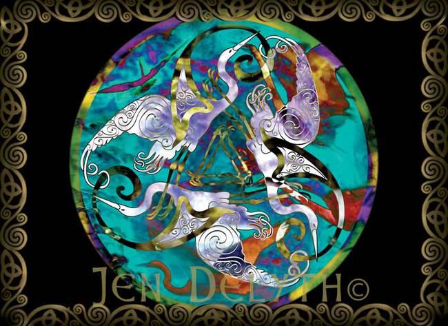HERONS - TRI GARAN