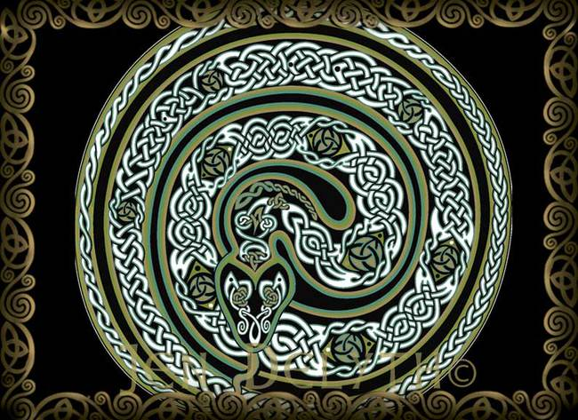 EARTH SERPENT - OUROBOUROS