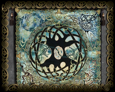 Tree of Life Textiles - Fine Art Tapestries & Afghan Throws