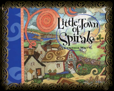 Little Town of Spirals - BOOK