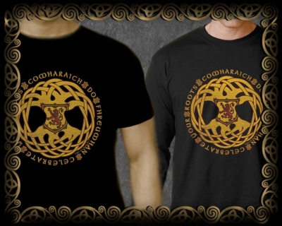 Ts - Mens & Womens - Gaelic Roots