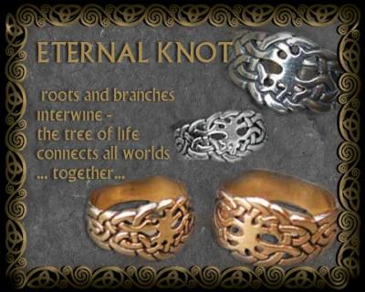 Eternal Knot Keep Sake Wedding
