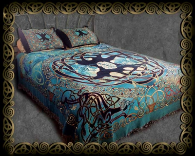 Mandala Tapestry Bedroom Ideas