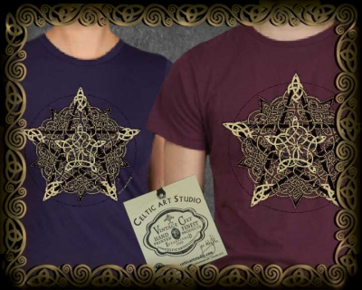 Ts - Mens & Womens - Pentacle - Vintage