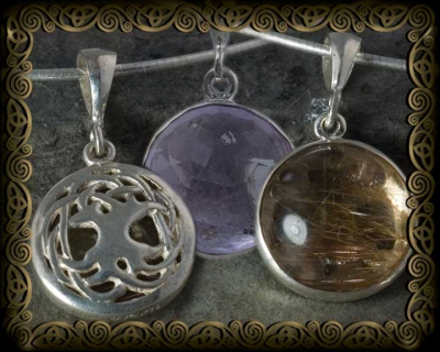 Solstice Tree of Life Jewelry