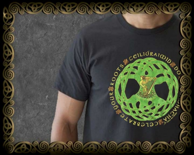 Irish Roots - Unisex Vintage Celt Shirts