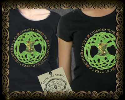 Ts - Women's Styles - Irish Roots
