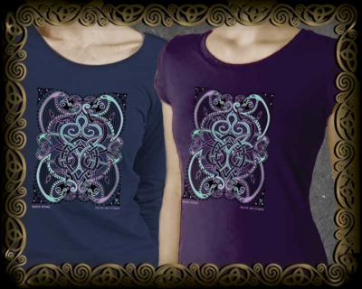 Bard Song - Women's Styles - Vintage Celt