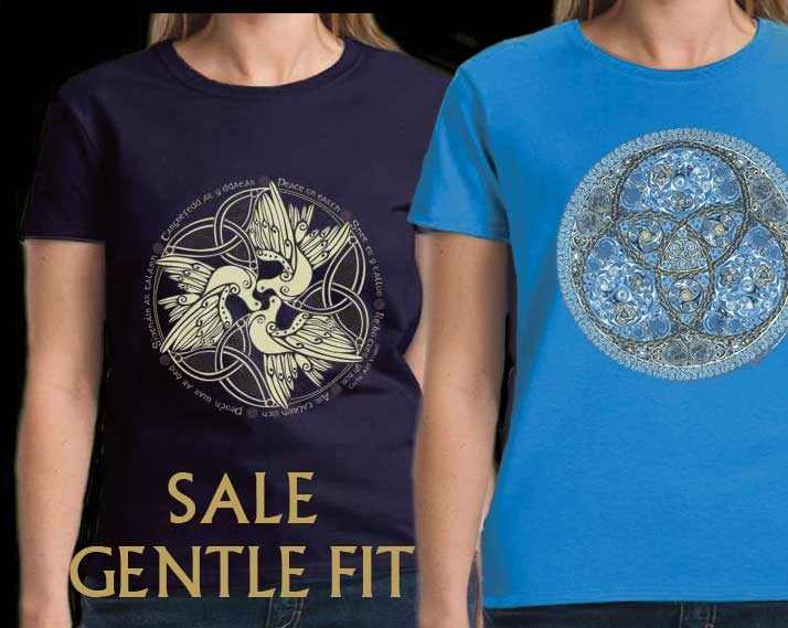 Women's Ts - Gentle Fit XL-3XL - SALE