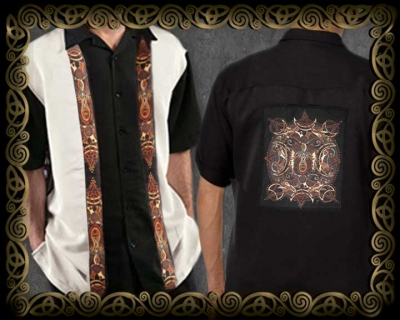 Celtic Cuban - Retro Men's Shirt