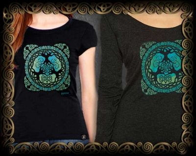 World Tree - Yggdrasil - Women's Styles