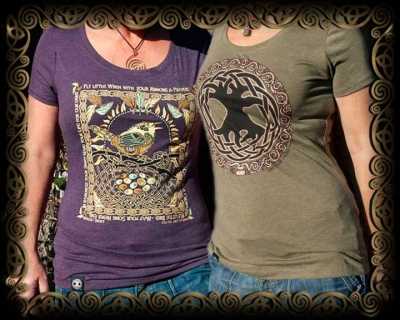New! Vintage Heather Women's Ts