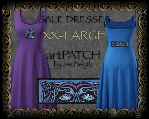 XX-LARGE Dresses SALE! events stock