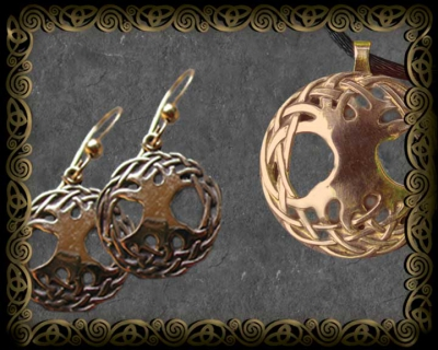 GOLD - Pendants & Earrings
