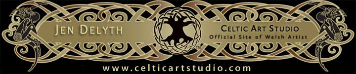 Celtic Art by Jen Delyth 1990