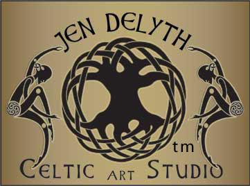 celtic art studio logo