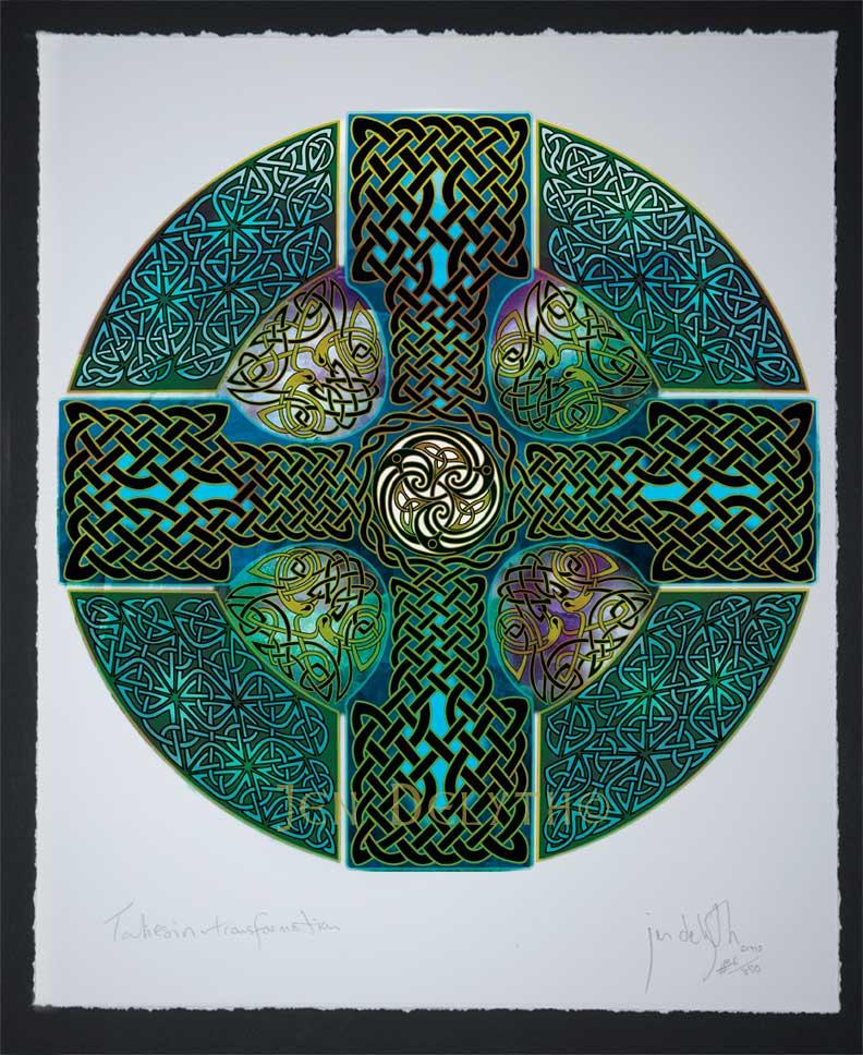 Irish Toast Painting by Sean ODaniels   Celtic Fine Art Prints