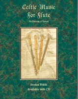 Celtic Music for Flute Volume 1 by Jessica Walsh