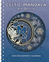 Celtic Mandala Engagement Calendar 2018 Jen Delyth Celtic Art