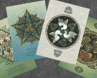 Celtic Holiday Card 8 Pack By Jen Delyth