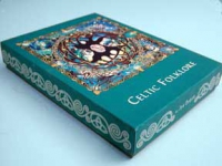 CELTIC FOLKLORE Boxed Set of 12 Cards By Jen Delyth
