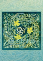 DAFFODILS - Greeting Card Set By Jen Delyth