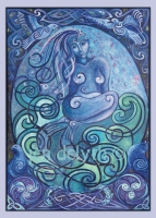 SELKIE - Greeting Card Set By Jen Delyth