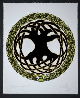 TREE OF LIFE - Archival Open Edition  Celtic Print