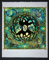 Tree of Life Mandala - RARE Limited Edition Print