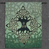 Elemental Tree Fine Art Tapestry