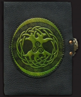 Celtic Tree of Life Journal by Jen Delyth
