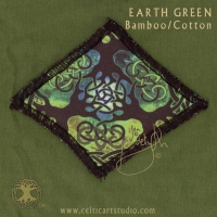 YGGDRASIL World Tree MASK artPATCH  By Jen Delyth