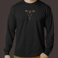 CALYNX Long Sleeved T Shirt Keltic Designs By Jen Delyth