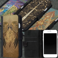 SAMSUNG GALAXY 6EDGE Celtic iphone wallet by jen delyth
