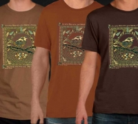 CALYNX Celtic Musicians Tshirt By Jen Delyth