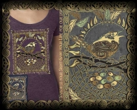 CELTIC WREN  -  Vintage Heather Women's T